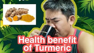 Health Benefits of Turmeric in our body (Tagalog)