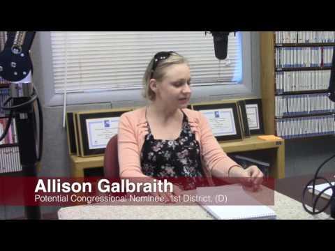 Delmarva Today, Part Two, June 16, 2017, Allison Galbraith