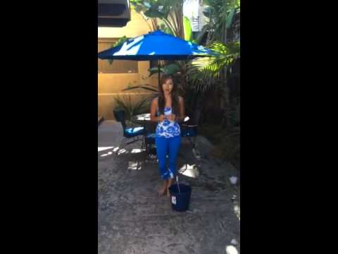 Dr. Judy Ho ALS Ice Bucket Challenge