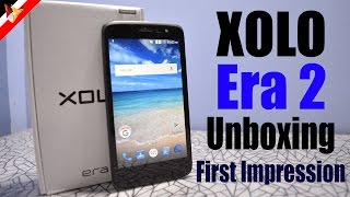 Xolo Era 2 Unboxing & First Impression Budget 4G VOLTE Smartphone | Data Dock