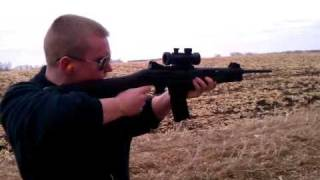shooting the Benelli MR1