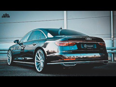 Новое поколение Audi A8, что готовят немцы?🧐Ford F-150 для апокалипсиса😈Tesla и её новый рекорд