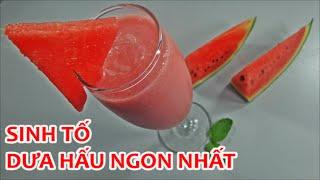 watermelon juice - fruit juice