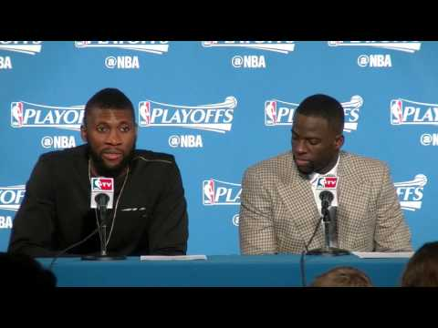 Draymond Green approves of Festus Ezeli