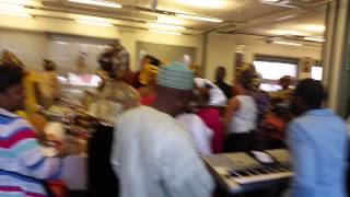 dr dammy pilgrims pa ogedengbe s burial thanksgiving party 2015 part 1