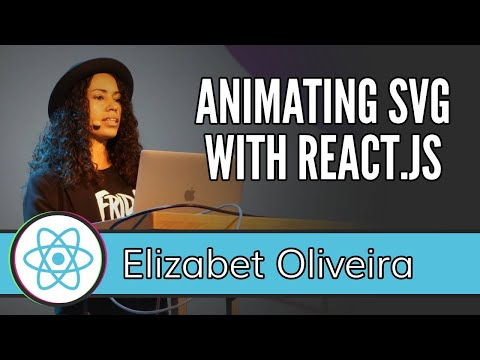 15. Animating an SVG cat with React.js
