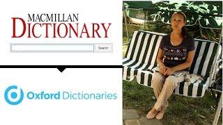 Macmillan vs Oxford Dictionary: обзор и сравнение online словарей
