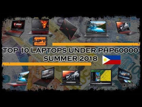 Best Gaming Laptops Under 60,000 Summer 2018