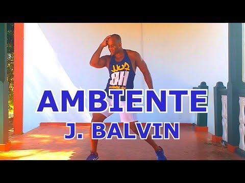 Ambiente - J. Balvin - Choreography ( Coreografia ) - Luciano Dutra