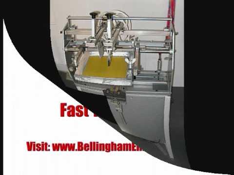 Bellingham WA Commercial Screen Printing Apparel & Caps