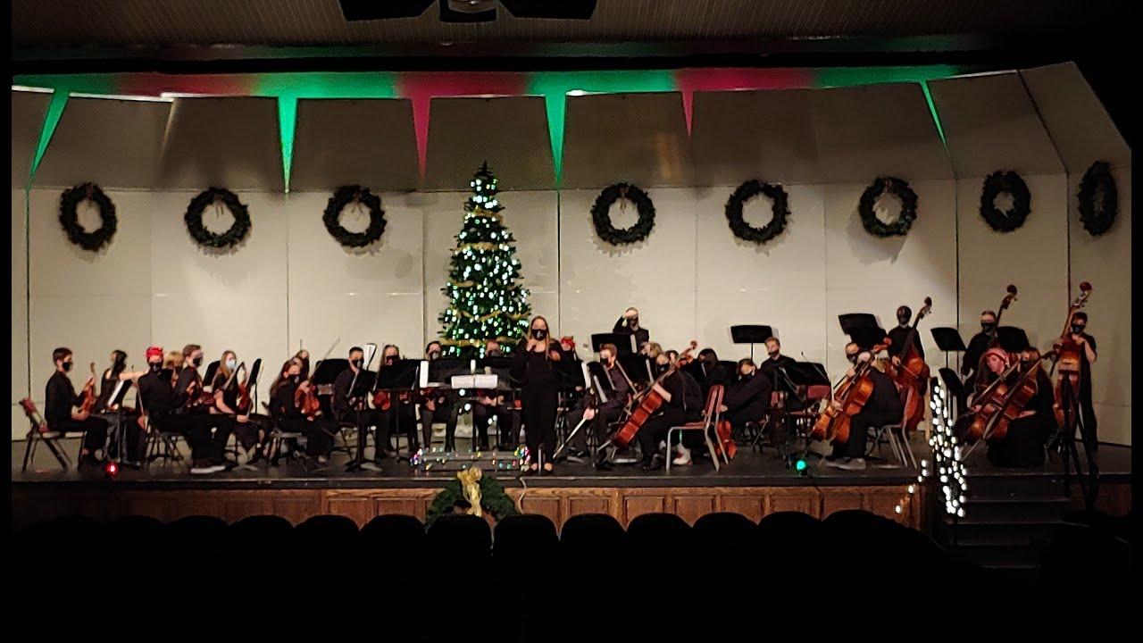 Spanish Fork Junior High Orchestra Christmas Concert 2021 Sf Jr High Winter Orchestra Concert Dec 17 2020 Youtube