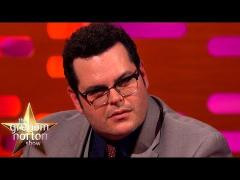 "Josh Gad Does a Brilliant ""Who Farted?"" Look 