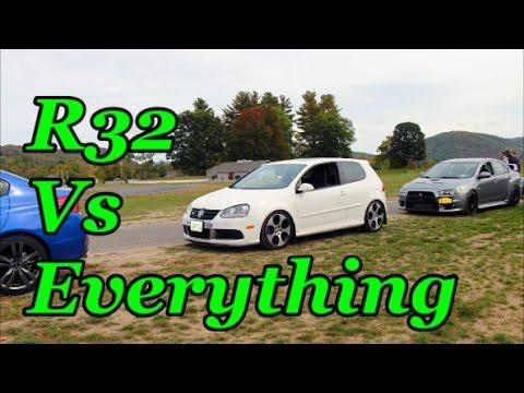 Top Gear Review of 2008 Volkswagen R32