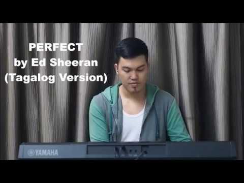 """""""Perfect"""" By Ed Sheeran (Filipino Version) - Tagalog lyrics (A Song for Mayward)"""