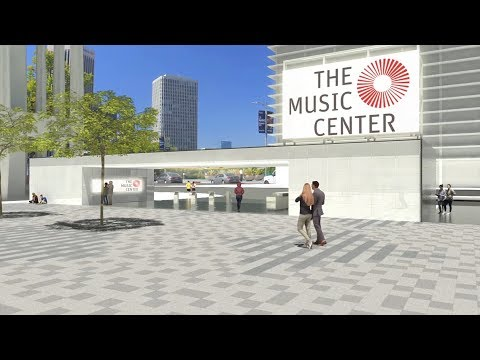 The Music Center Los Angeles A New Plaza (2018)