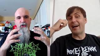"""Barney Greenway (Napalm Death) Talks About """"Throes of Joy in the Jaws of Defeatism"""""""