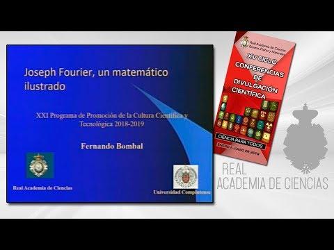 Fernando Bombal Gordón, 28 de febrero de 2019.8ª conferencia delXV CICLO DE CONFERENCIAS DE DIVULGACIÓN CIENTÍFICA.CIENCA PARA TODOS 2019▶ Suscríbete a nuestro canal de YouTubeRAC: https://www.youtube.com/RealAcademiadeCienciasExactasFísicasNaturale