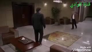 مشهد مضحك بين علمدار و زازا