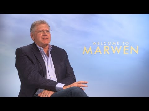 Robert Zemeckis talks about the everyman of his movies while discussing 'Welcome to Marwen'