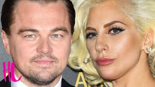 Lady Gaga Shades Leonardo Dicaprio At Golden Globes?