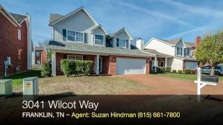 3041 wilcot way franklin tn 37069 house for sale