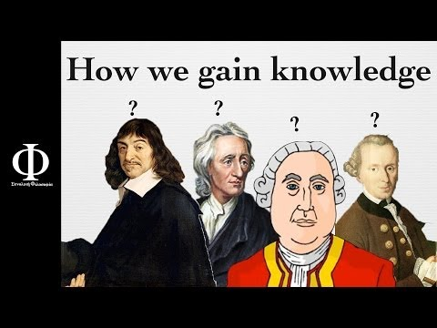 Total Philosophy: Epistemology - How We Gain Knowledge