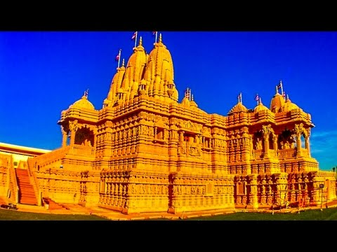 Hindu Temple, Shri Swaminarayan Mandir, Chino Hills, Los Angeles