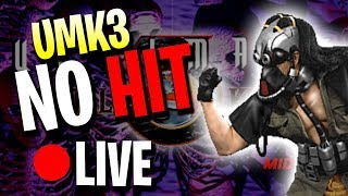 🔴 VAMOS CONSEGUIR !! TOMOU HIT RESETA O JOGO - ULTIMATE MORTAL KOMBAT 3 (VERY HARD)