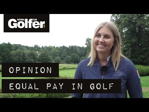 Redemption of women's golf isn't down to one man