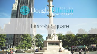 Carol Staab: Living in Lincoln Square