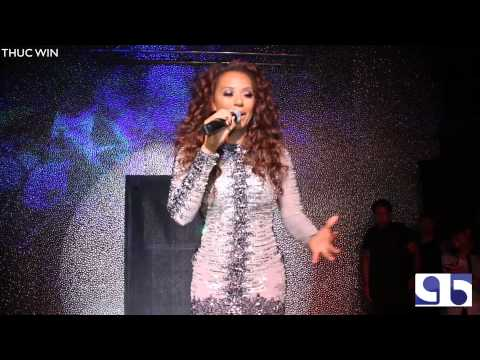 "Mel B ""For Once in My Life"" at Gameboi West Hollywood Halloween, filmed by Thuc Win"