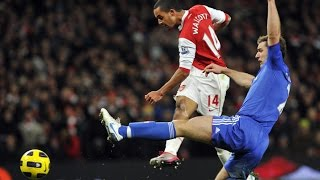 Arsenal - Chelsea 1: 0 Okseleyd Chamberlain stunning goal in nine 02 08 2015