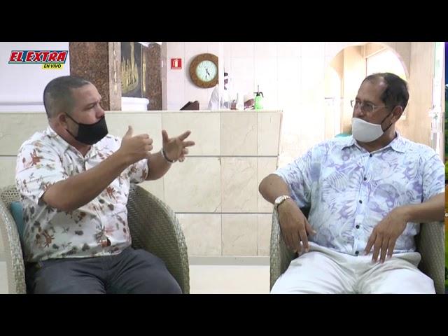 Directo con Edgar Villarreal, Jesus Gallardo empresario Hotelero en las islas.