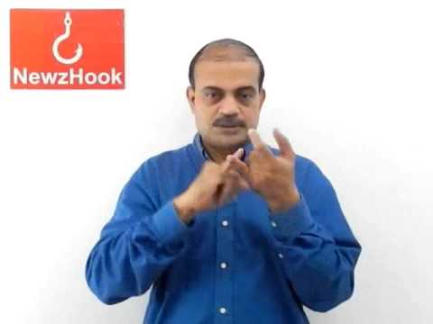Sensex down 113 points, Nifty settles below 8,800 - Sign Language News by NewzHook.com