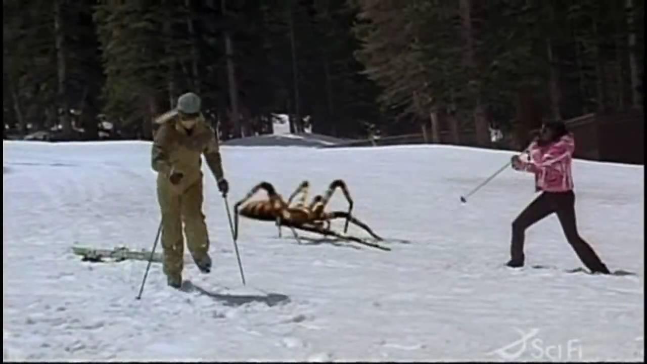 My (Brief) Ice Spider's Scene - YouTube