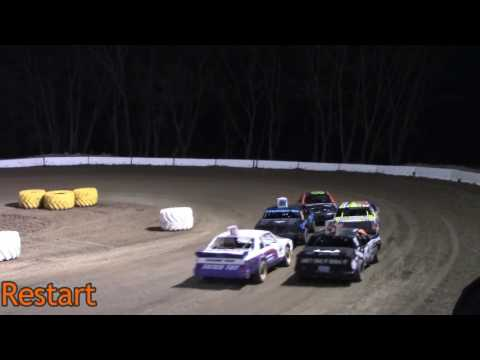 Dallas County Speedway Pro Stock Figure 8 Feature 4/8/16