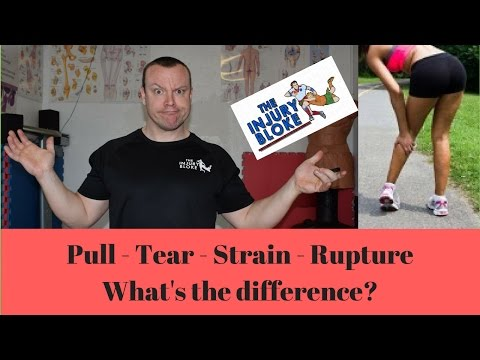 How To Effectively Treat A Chest Muscle Strain Or Tear