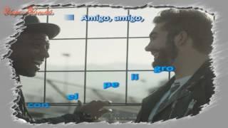 Ka raoké - Kendji Girac & Soprano - No me mirès màs ( Sans chœurs )