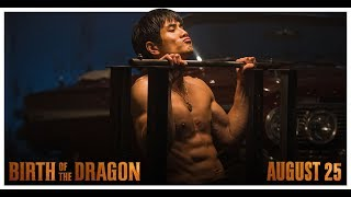 "BIRTH OF THE DRAGON - CLIP #4 ""TRAINING MONTAGE"""
