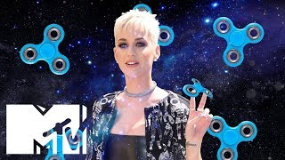 The Katy Perry Fidget Spinner Challenge: 2017 MTV VMAs