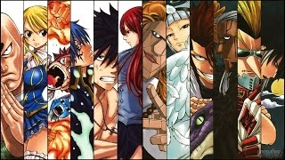 Fairy Tail Main Theme 2014-Extended-[HD]