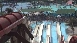 Vlogando no Rio Water Planet :)