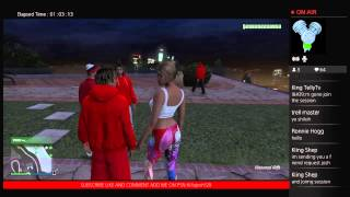 GTA 5 ONLINE- ROLEPLAYING