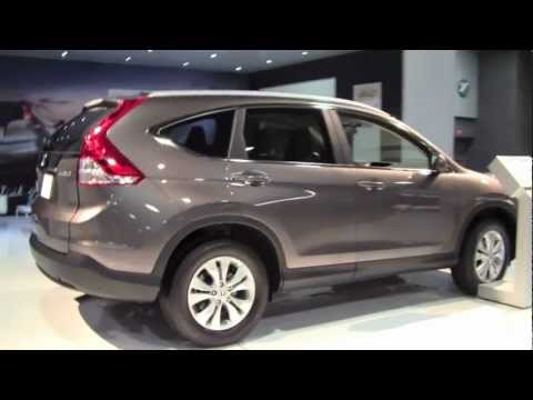 2013 HONDA CR-V AWD