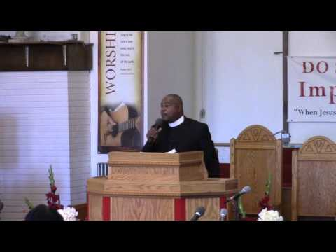 Greater St John Ministries COGIC Trust The Lord In Spite Of (video 3) 11/1/15