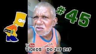 Vídeos Comédia do Zap Zap #45 Mas Eu Não Conheço Ninguém Lá !!!
