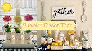 Summer Decor & Rae Dunn Summer Collection 2019