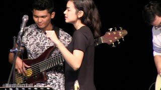 Indra Lesmana Group ft. Eva Celia - Freeman In Paris @ Mostly Jazz in Bali 26/04/15 [HD]