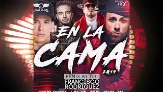 En La Cama, Combi (Remix 2019) ✘ Daddy Yankee ft. Nicky Jam✘JBalvin & Ñejo✘ (Francisco Rodriguez) HQ