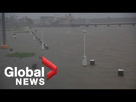 Tropical Storm Barry to make landfall in New Orleans